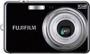 amazon com fujifilm finepix j28 10 2mp digital camera with 3x