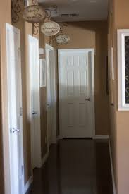 fix the interior appearance with paint color for hallways ideas