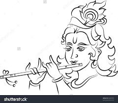 lord krishna sketch preethi venugopala a pencil sketch of little