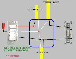 installing a remote motion detector for lighting the family