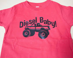 boy u0027s diesel truck shirt kids christmas gift boys monster