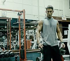 the 45 minute chest and triceps split routine