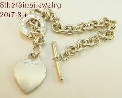 bracelet tiffany ebay images 260 best tiffany co from 8thstsinaijewelry on ebay images on jpg