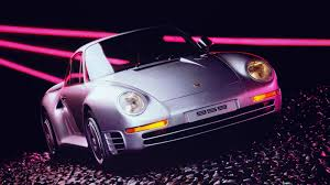 porsche 959 rally car icon porsche 959