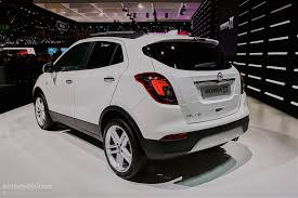 opel mokka 2017 opel mokka x successor coming in 2019 large suv in 2020