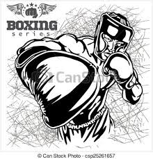 vector boxing clipart explore pictures