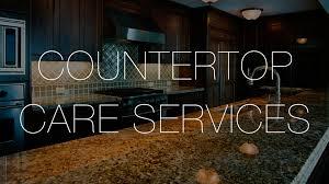 granite countertop care orange county rf stone care