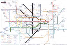 underground map map alex4d