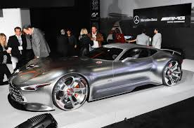 mercedes gran turismo mercedes amg vision gran turismo concept is stunning motor