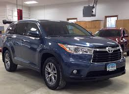 colors for toyota highlander 2014 toyota highlander just in consumer reports