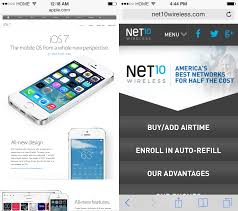 set up net10 web data and mms for your iphone running ios