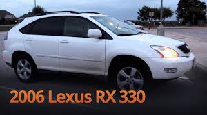 lexus rx 350 used for sale in charleston sc driven 2006 lexus rx 330 youtube