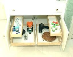 how to organize bathroom cabinets organize bathroom cabinet under sink home organization guest