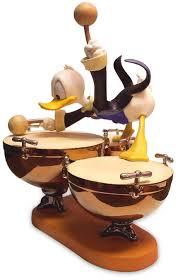 wdcc disney classics symphony hour donald duck donald u0027s drum beat