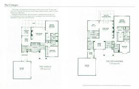 cottage floorplans independent living homes cottages nc high end home