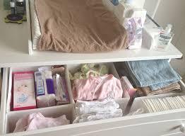table à langer d autour de bébé iam chambre d enfant