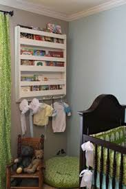 diy how to make your own nursery bookshelves from leftover