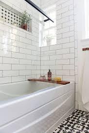 Subway Tile In Bathroom Ideas Tiles In Bathroom