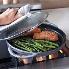 staub steam grill 12