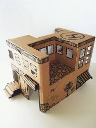 Wooden Toy Box Instructions by Best 25 Toy House Ideas On Pinterest Cardboard Box Houses