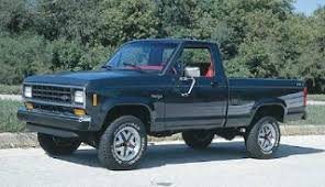 1989 ford ranger xlt 4x4 we ford s past present and future 1980 1989 ford trucks
