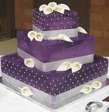 wedding cake decorating ideas purple wedding cakes decoration ideas birthday cakes
