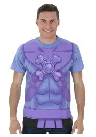 muscle t shirt costume anatomy organ