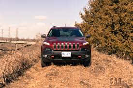 trailhawk jeep green review 2017 jeep cherokee trailhawk canadian auto review