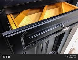 kitchen base cabinets design black kitchen cabinets image photo free trial bigstock