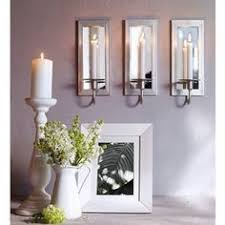 Silver Wall Sconce Candle Holder Candle Holders Design Ikea Gemenskap Sconce Silver Colour