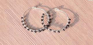 easy earrings easy step to make wire wrapped hoop earrings pandahall