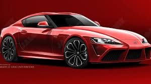 toyota new supra exclusive here u0027s the best look yet at the new toyota supra