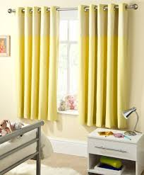 Eclipse Nursery Curtains Curtain Blackout Lined Window Curtains Grommet Thermal Curtain