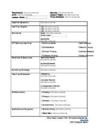 lfs lesson plan template 28 images 78 best understanding by