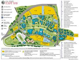 Cal State Fullerton Campus Map by Csu Campus Map Pictures To Pin On Pinterest Pinsdaddy