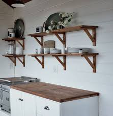 open cabinet kitchen ideas 85 farmhouse open shelves kitchen ideas crowdecor