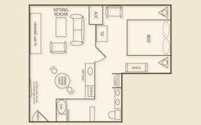 Caesars Palace Floor Plan Luxor Rooms U0026 Suites