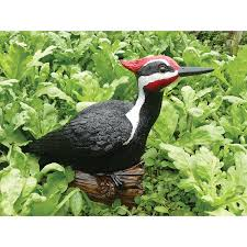 amazon com michael carr designs 80019 pileated woodpecker