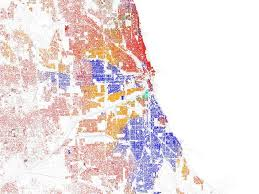 Map Of Michigan Cities by Most Segregated Cities Census Maps Business Insider