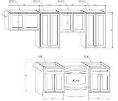 Standard Kitchen Cabinets Peachy 26 Cabinet Sizes Hbe Kitchen by How Deep Are Kitchen Cabinets Hbe Kitchen