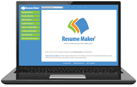 Best Video Resume Software by Write A Better Resume Resume Maker Individual Software