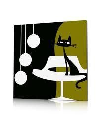 tableau deco pour bureau tableau noir déco moderne something for cat qorashai