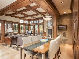 gorgeous sun valley penthouse showcase cond vrbo dining area into living room