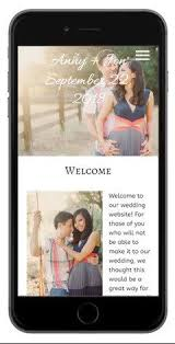 our wedding website free custom wedding websites weddingwindow