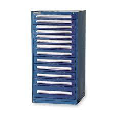 Stanley Vidmar Cabinet Locks Stanley Vidmar Modular Drawer Cabinet 59 In H 30 In W 4kc79