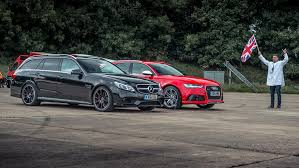 video audi rs6 avant vs mercedes amg e63 s