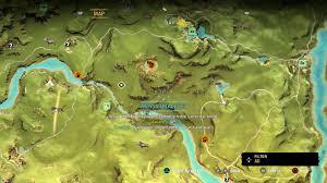 Rock Tunnel Leaf Green Map Far Cry Primal All Wenja Bracelet Locations Usgamer
