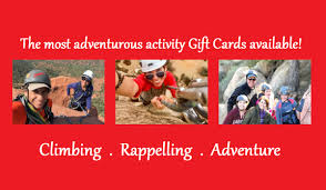 best online gift cards best activity gift certificates gift cards climb rappel