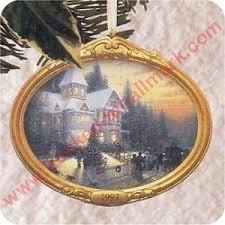 1997 kinkade 1 hallmark ornament