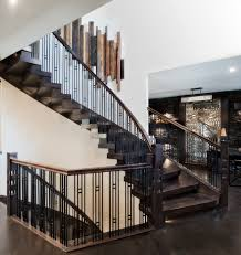 unique stairs curved stair with unique stair staircase contemporary and edmonton